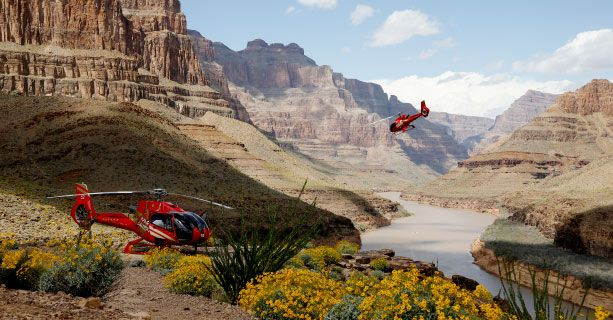 Grand Canyon Helicopter Tour Coupons
