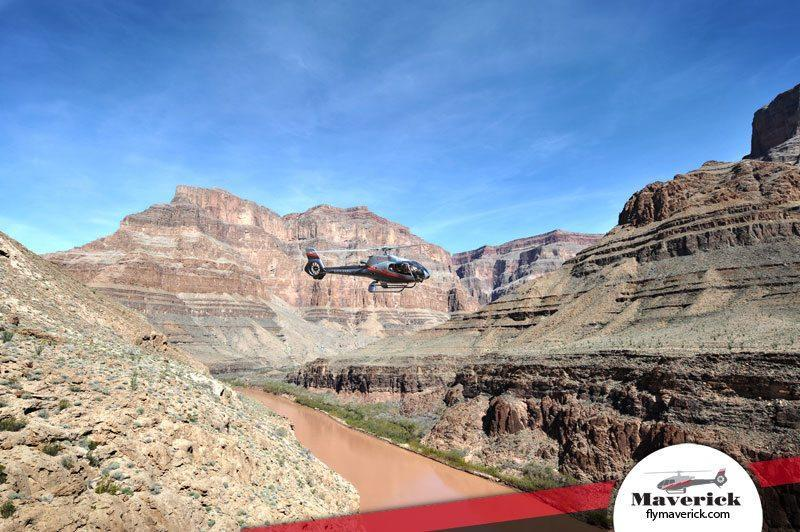 Helicopter and Landing Tour