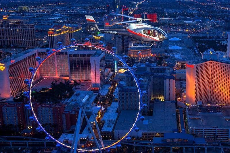 Maverick Helicopter Tours Las Vegas Strip Tour Discount – $20 Off With Promo Code