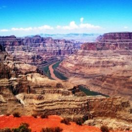 $117 for Grand Canyon West Rim Tour at Grand Canyon Tour and Travel ($199.99 Value)