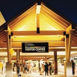 $14 for Admission for One to IMAX Film at Grand Canyon National Geographic Visitor Center ($25 Value)