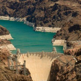 $39 for a Premier Bus Tour of the Hoover Dam with Grand Canyon Destinations ($99 Value)