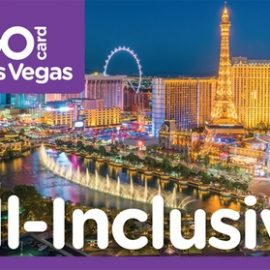 Go Las Vegas Card: 2 or 3-Day Pass to 30+ Attractions, Helicopter Tour, Grand Canyon, Parties, Shows & Hoover Dam