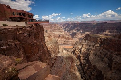 Grand Canyon Helicopter and Eagle Point Rim Landing Tour
