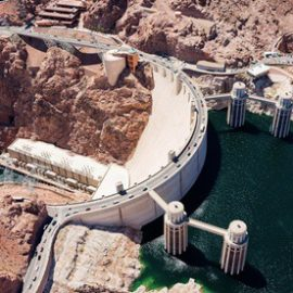 Hoover Dam Premium Bus Tour for One, Two, or Four from Hoover Dam Tour Company (Up to 52% Off)