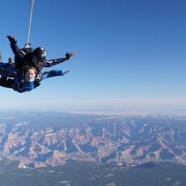 Skydive the Grand Canyon