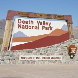 Small-Group Day Tour to Death Valley